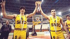 All is Sports: Με τον Γκάλη και τον Γιαννάκη