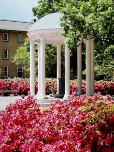 The Old Well - University of North Carolina at Chapel Hill