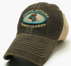 8b7fbd98cb7 Coastal Carolina Chanticleers Legacy Old Favorite Trucker Hat. Legacy HatsCoastal  Carolina UniversitySport OutfitsTrucker HatsBaseball ...