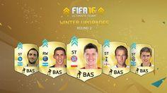 FIFA 16 Winter Upgrades Batch 2 - FUT