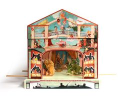 paper theatre...so wonderful...love the vintage style...see at haseweiss
