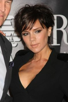 short brunette hairstyles | Top 20 short celebrity hairstyles - Page 4