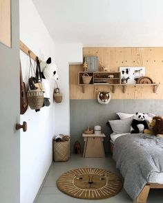55 our guest bedroom makeover with plywood 34 « Home Decoration Trendy Bedroom, Kids Bedroom, Bedroom Decor, Kids Rooms, Bedroom Ideas, Unisex Kids Room, Interior Design Trends, Interior Ideas, Design Ideas