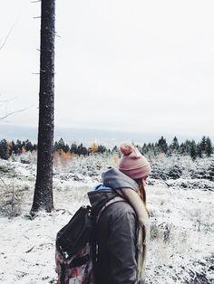 Vol. 2 #snow #bffadventute #trip #christmastime