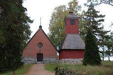 Pyhän Jaakobin kirkko. Paimio