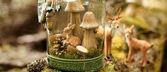Ein kleiner Zauberwald in einem Glas | Schön bei dir by DEPOT