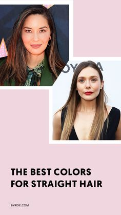 The color techniques that look best on straight hair, according to experts . Hair A, Your Hair, Les Experts, Hair Color Techniques, New Hair Colors, Hair Colour, Balayage Color, Beautiful Hair Color, Face Framing