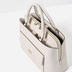 Image 3 of OFFICE CITY BAG from Zara