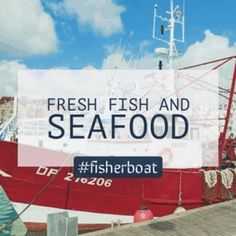 Atelier ouvert — #fisherboat I fresh fish and seafood  Teaser