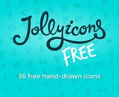 Jolly Icons Free — psd file free download