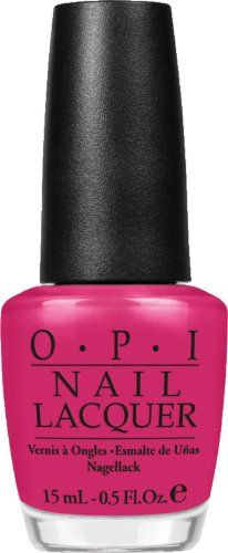 Opi Nail Polish Lacquer Kiss Me on My Tulips « Holiday Adds