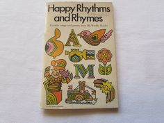 Happy #Rhythms and #Rhymes #Vintage Paperback http://www.etagerellc.com/store/p999/Happy_Rhythms_and_Rhymes_Vintage_Paperback_.html?utm_content=buffer8a10a&utm_medium=social&utm_source=pinterest.com&utm_campaign=buffer #gotvintage