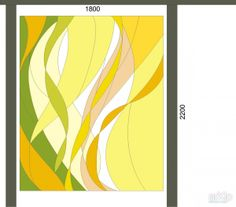"""Витраж """"Абстракция"""": интерьер, живопись, квартира, дом, современный, модернизм, 30 - 50 м2, выставочный стенд, абстракционизм, аллегория #interiordesign #visualarts #apartment #house #modern #30_50m2 #exhibitionstand #abstractionism #allegory arXip.com"""