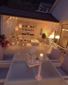ik hou van wit wat een heerlijke buitenruimte