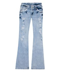 Look at this #zulilyfind! Gloria Bootcut Jeans by Amethyst Jeans #zulilyfinds
