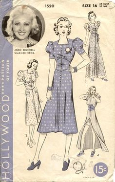 hollywood housecoat 1520 | Flickr - Photo Sharing!