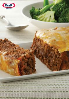 Quick-Fix Cheeseburger Meatloaf — Meatloaf is especially delicious when it's topped with the makings of a cheeseburger: melty cheese and ketchup.