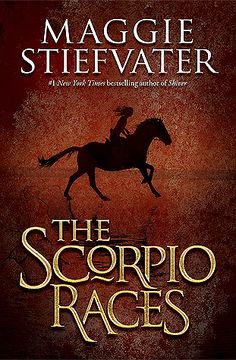 Low Fantasy | The Scorpio Races by Maggie Stiefvater — A real world setting and the racing of meat eating water horses make this an exciting low fantasy novel.