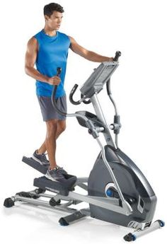 The mid-priced E616 elliptical machine can be used your cardiovascular health. It provides you effective and challenging workout. It is the best home elliptical trainer for your home gym and it always keeps your fitness level high. This elliptical bike provides you lot of high- quality features like LCD display, heart rate monitor, so many workout programs, large footpad and more. If you would like to buy such elliptical machines at an affordable price then I suggest you that this is the…