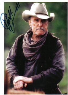 Robert Duvall...best actor& sure amazing man!!his cowboy ways remind me every bit of my papa!!!his movies keep my papa close <3 <3