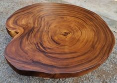 Live Edge Table, Live Edge Wood, Tropical Furniture, Solid Wood Table, Wood Tables, Live Edge Furniture, Reclaimed Wood Furniture, Rustic Furniture, Slab Table