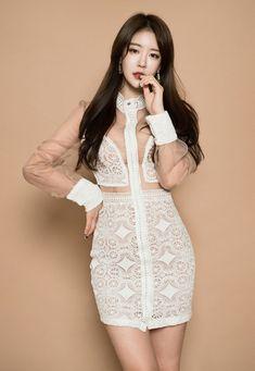 Yu Jin, White Dress, Dresses, Fashion, Vestidos, Moda, Fashion Styles, Dress, Fashion Illustrations