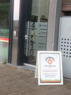 Kom binnen en doe mee aan de inspirerende workshop van de Genietgroep.