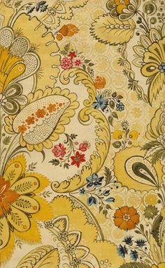 Silk Design, possibly by James Leman (1688-1745). England, c.1726.