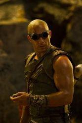 Vin Diesel as Riddick....hot, hot!