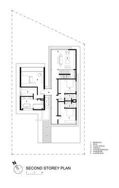 Travertine Dream House,Planta 2