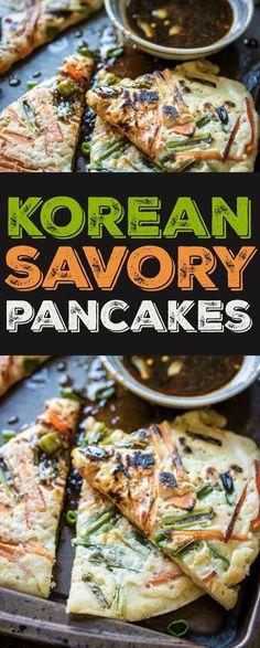 Korean Savory Pancakes