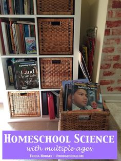 Apologia Homeschool Science for Multiple Ages