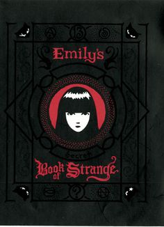 ♥ Emily the strange book