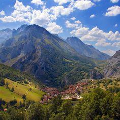 Picos de Europa (Spain). '