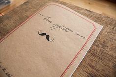 RECIPE BOOK Bon Appetit Handmade Eco by ManuchePostcardsFrom