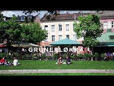 Guide to Grünerløkka, Oslo, Norway - Explore Oslo's boroughs - Activities and attractions - visitoslo.com