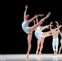 "Lindsi Dec, ""A Million Kisses to my Skin"", Pacific Northwest Ballet - Photographer Angela Sterling"