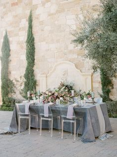 This is what a wedding 2000 ft. above the ground could look like! #helipadweddingvenues #glamorousweddingdresses #modernweddingideas #velvettux Reception Table, Wedding Table, On Your Wedding Day, Dream Wedding, Wedding Stuff, Floral Arch, Outdoor Wedding Venues, Outdoor Furniture Sets, Outdoor Decor