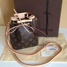 Louis Vuitton Bags - Louis Vuitton nano noe