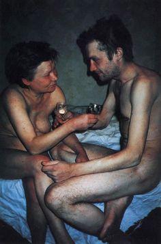 Boris Mikhailov Case History 1999 Colour photograph (part of a set)