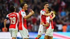 Arsenal advance to the FA Cup final fir the 19th time in history 7th time under AW.#COYG!!