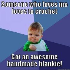 Five favorite free modern and vintage baby blanket crochet patterns