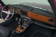 1973 TRIUMPH STAG Triumph Car, Step Inside, Wonderful Images, Classic Cars, Automobile, Pure Products, Car, Vintage Classic Cars, Autos
