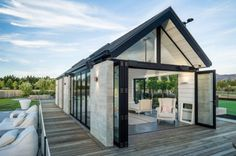 Pool cabana is centrepiece of outdoor entertaining playground Farm Shed, Pool House Designs, Pool House Plans, Pool Cabana, Outdoor Living, Outdoor Decor, Outdoor Rooms, Outdoor Seating Areas, Swimming Pools