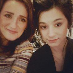 Zayn's mom and sister Trisha Waliyha . I swear the whole Malik family is gorgeous.