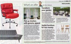 Metro selected our California Three-Seater Lounge Set for their reader promotion on 4th July 2014. This stylish rattan outdoor set is available from our website for £699 http://www.outandoutoriginal.com/garden-furniture/garden-lounge-sets/California-3-seater-lounge-set-out-and-out-original