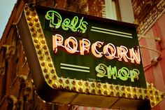 Del's Popcorn Shop, Decatur, Illinois