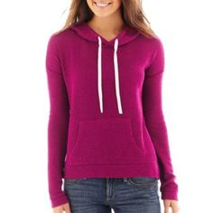 Arizona Pullover Hoodie   found at @JCPenney  in grey or white