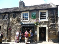 Cadbury's, Oldest Sweet Shop in England...Pateley Bridge, Nidderdale in the Borough of Harrogate, North Yorkshire