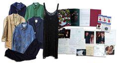 Monica Lewinsky sex scandal items up for auction, including black lingerie
